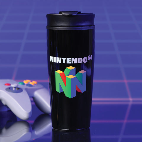 Nintendo 64 Travel Mug