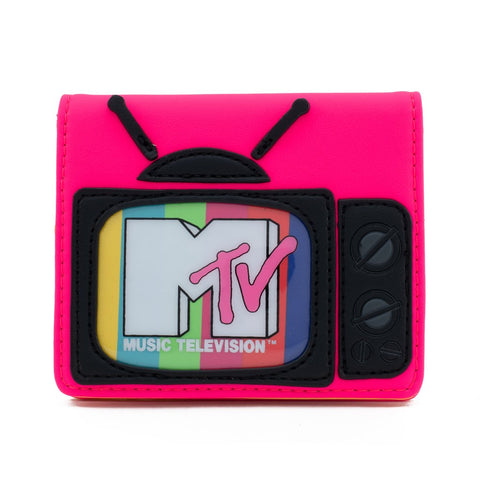 Loungefly x MTV Card Holder