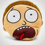 Rick and Morty - Morty Embroidered Cushion