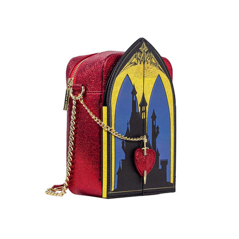 Danielle Nicole Disney Snow White Evil Queen Crossbody Handbag