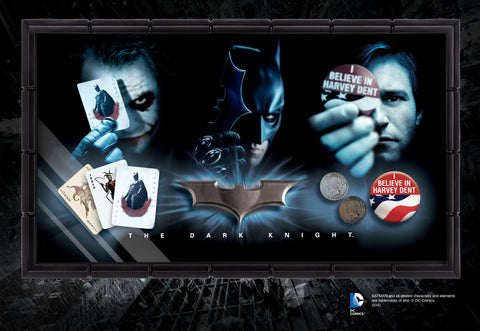 Batman The Dark Night Prop Set