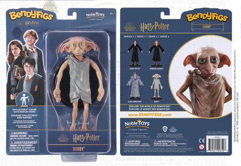 Harry Potter Dobby Bendyfig