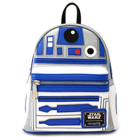 Loungefly x Star Wars R2-D2 Mini Backpack