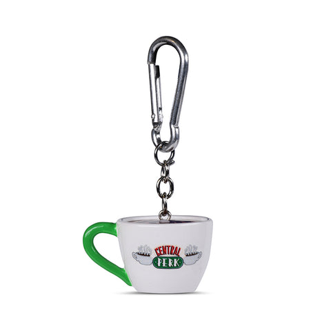 Friends 3D Central Perk Keychain