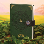 Legend of Zelda Premium Notebook