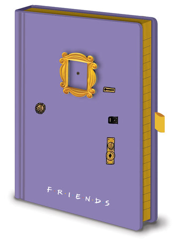 Friends A5 Premium Frame Notebook