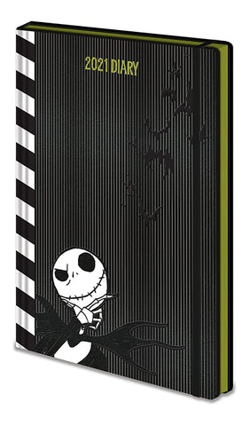 The Nightmare Before Christmas Premium 2021 Diary