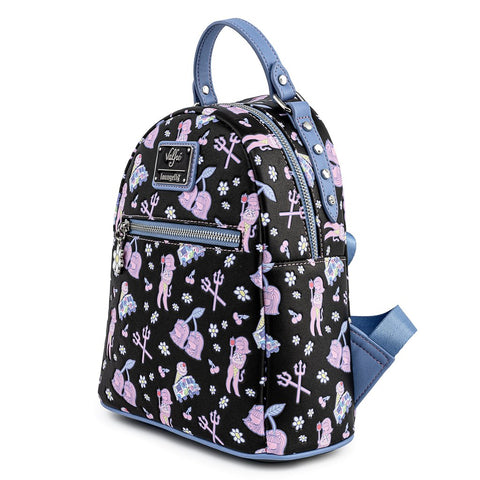 Loungefly x Valfre Lucy All Over Print Mini Backpack
