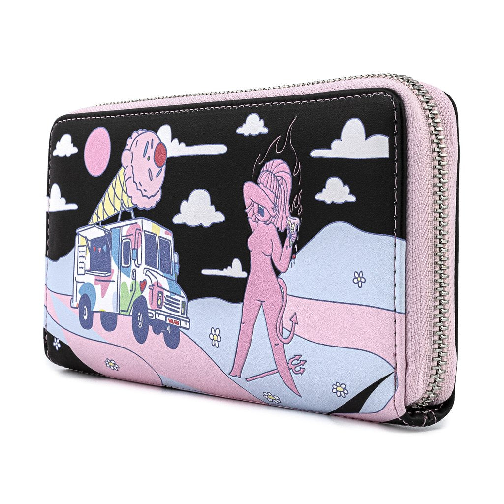 Loungefly x Valfre Lucy Ice Cream Truck Purse
