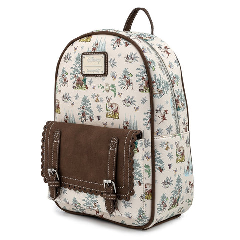 Loungelfy x Disney Bambi Mini Backpack