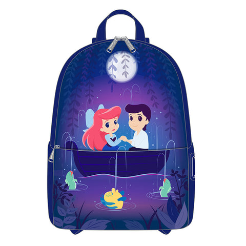 Loungelfy x Disney The Little Mermaid Mini Backpack