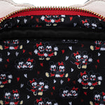 Loungefly x Disney Mickey Mouse Heart Handbag