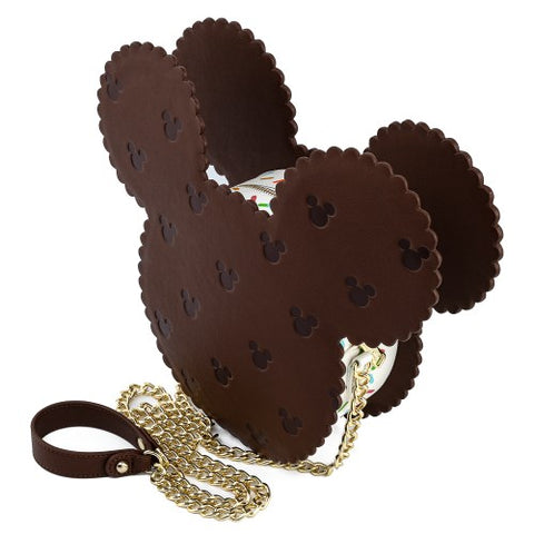 Loungefly x Disney Mickey Mouse Ice Cream Sandwich Handbag
