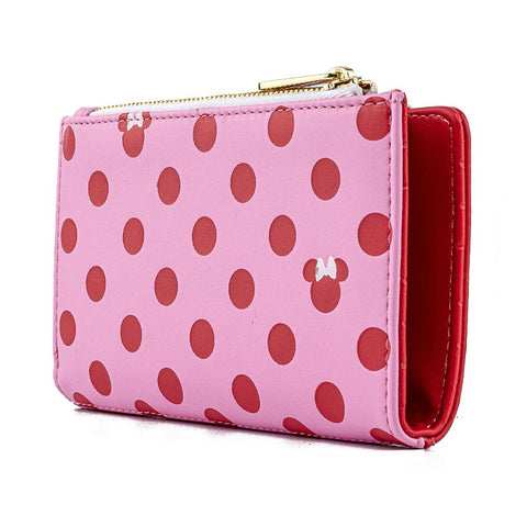 Loungefly x Disney Minnie Mouse Polka Dot Purse