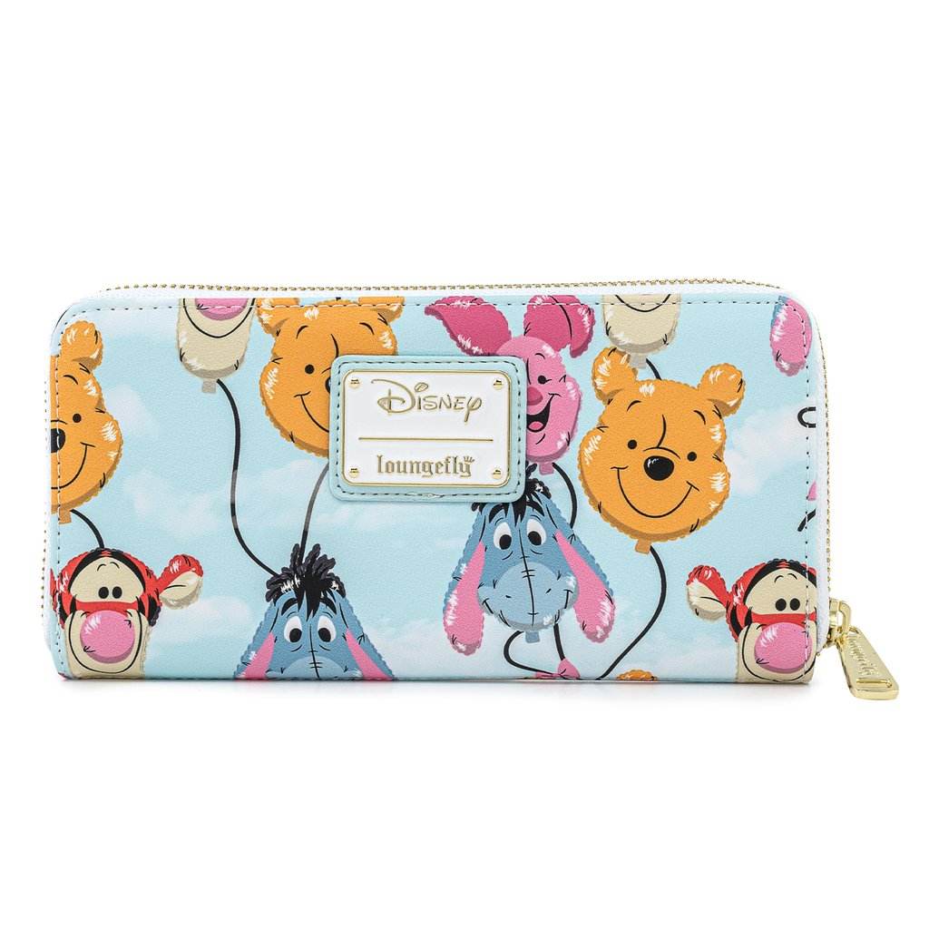 Loungefly x Disney Winnie the Pooh Balloon Friends Purse