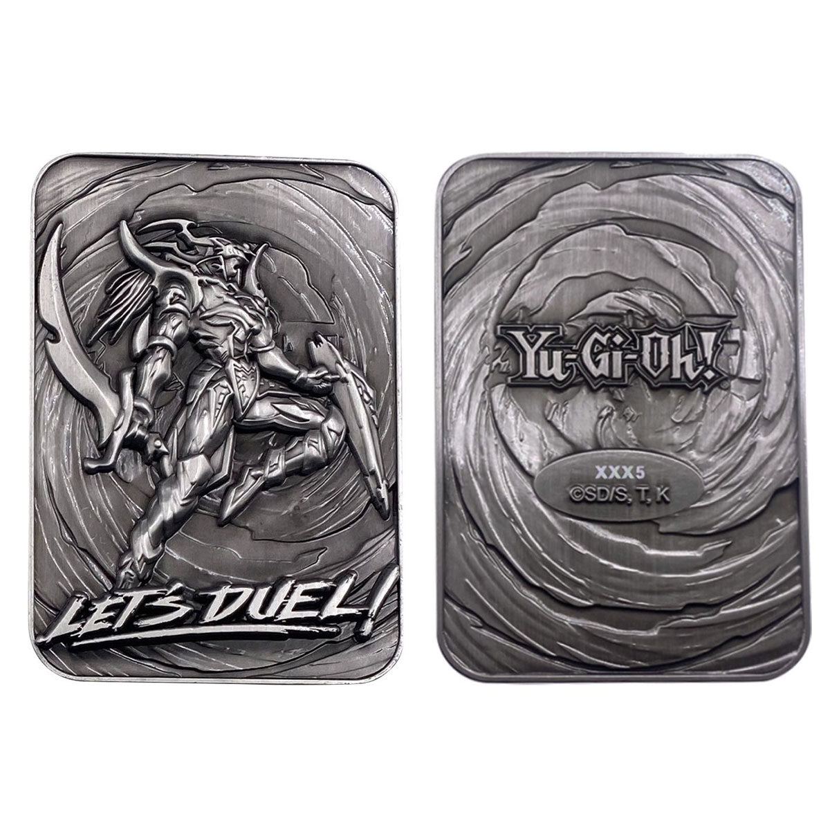 Yu-Gi-Oh! Black Luster Soldier Limited Edition Collectible Card