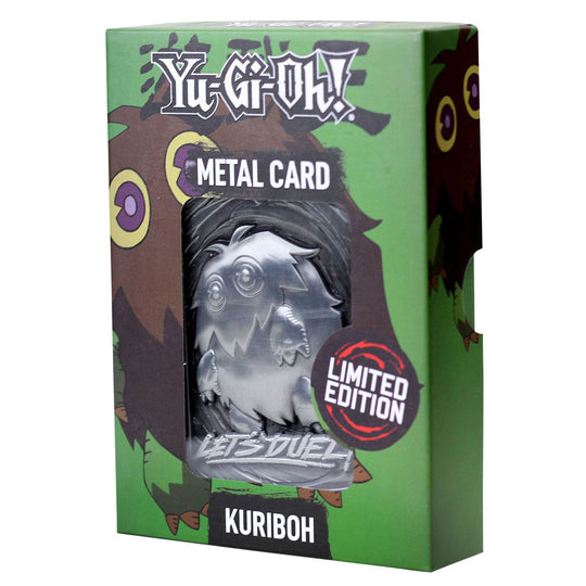 Yu-Gi-Oh! Kuriboh Limited Edition Collectible Card