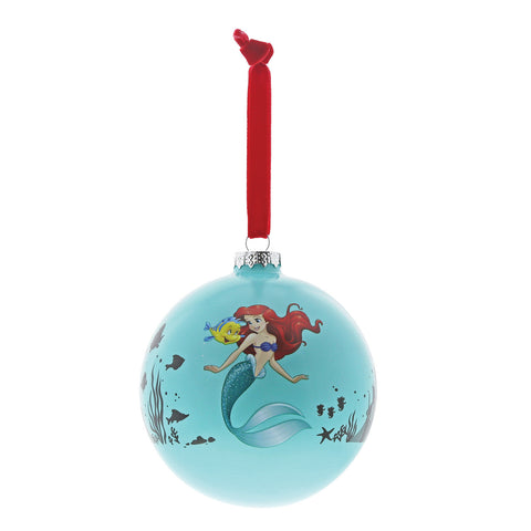 Disney The Little Mermaid Life is Bubbles Bauble
