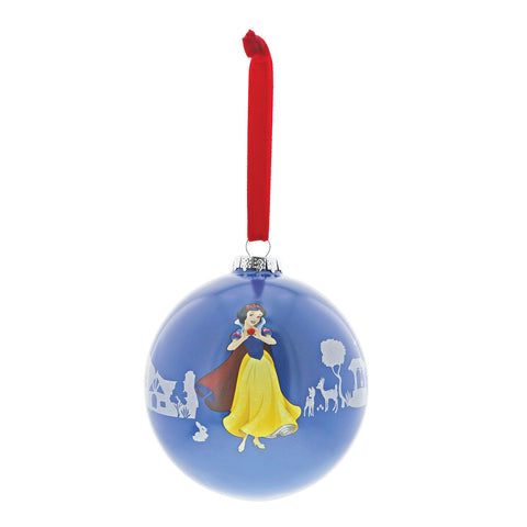 Disney Snow White and the Seven Dwarfs Evil Queen Bauble