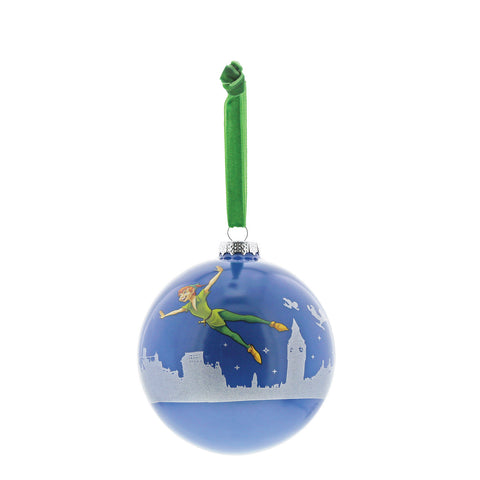 Disney Peter Pan You Can Fly Bauble