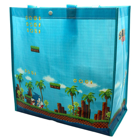 "Sonic the Hedgehog Shopping Bag ""Green Hill Zone"""