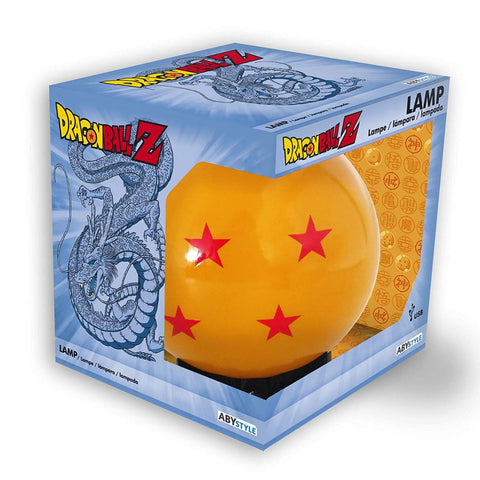 Dragon Ball Z LED Lamp