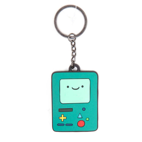 Adventure Time BMO Rubber Key Chain