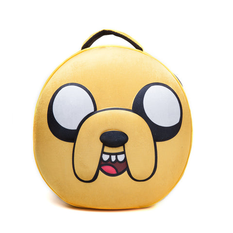 Adventure Time Jake the Dog 3D Shaped Backpack