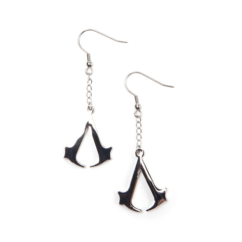 Assassins Creed Assassin Insignia Earrings