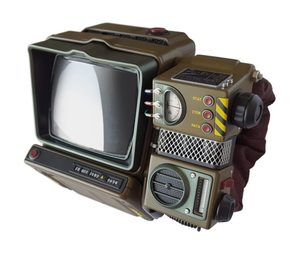Fallout Pip-Boy 2000 Mk VI Construction Kit