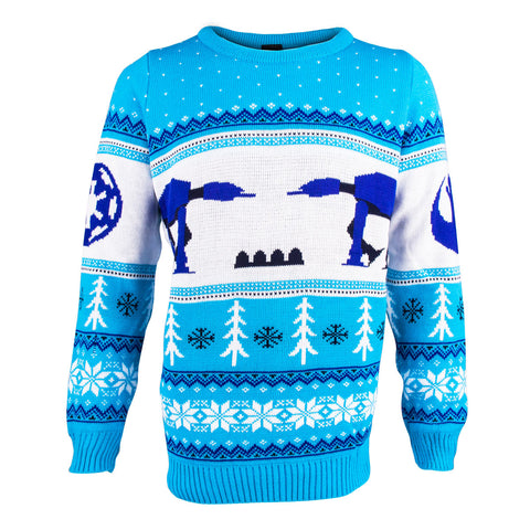Star Wars AT-AT Christmas Jumper