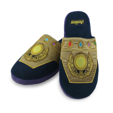 Marvel Thanos Gauntlet Mule Slippers