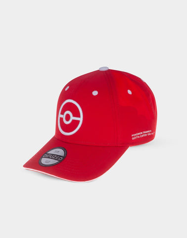 Pokemon Trainer TECH Cap