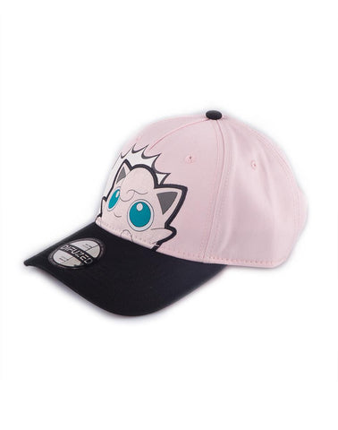 Pokemon Jigglypuff Pop Art Cap