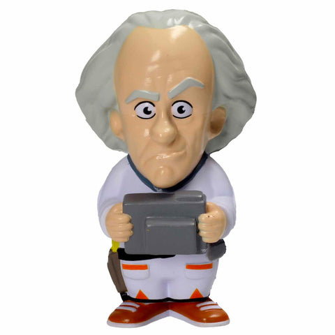 Back to the Future Dr Emmett Brown Stress Ball
