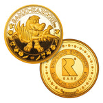 Banjo Kazooie Gold Limited Edition Collectors Coin