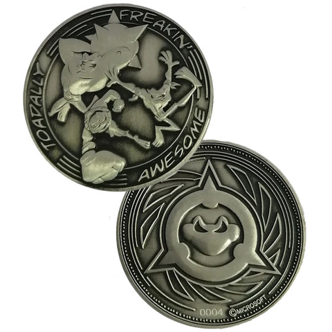 Battletoads Limited Edition Collectors Coin