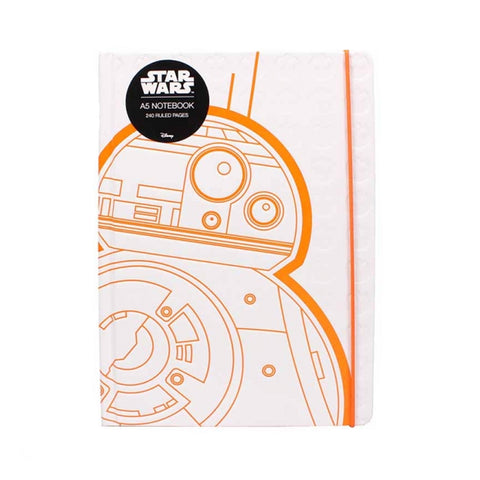 Star Wars BB-8 A5 Notebook