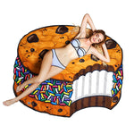 Giant Ice Cream Sandwich Beach Blanket