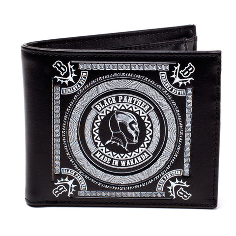 Marvel Black Panther Made In Wakanda Bi-Fold Wallet