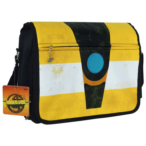 Borderlands 3 Claptrap Messenger Bag