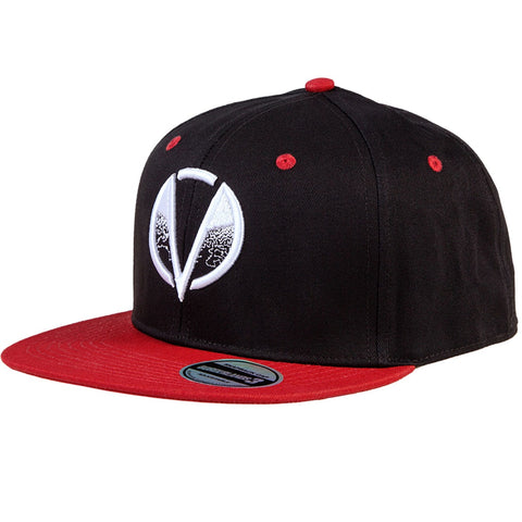 Borderlands 3 Children of the Vault Red and Black Snapback Cap