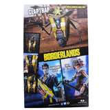 Borderlands Claptrap Deluxe Box Set Action Figure