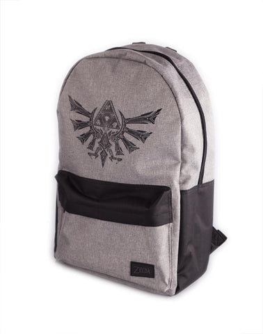 The Legend of Zelda Grey Hylian Backpack