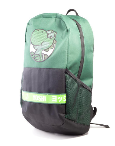 Super Mario Yoshi Taped Backpack