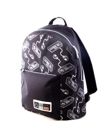 NES Controller All Over Print Backpack