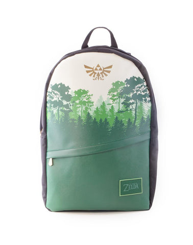 The Legend of Zelda Green Core Forest Backpack