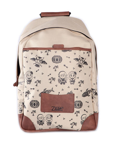 The Legend of Zelda Link's Awakening Backpack