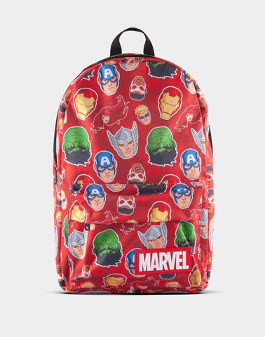 Marvel Avengers Characters Backpack