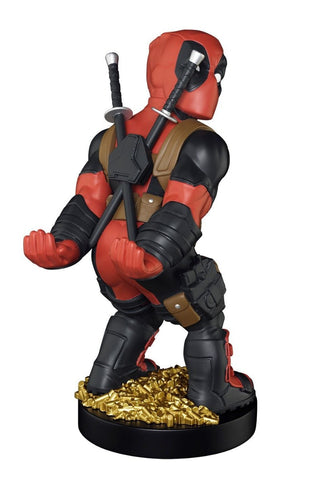 Deadpool Reverse Hold Cable Guy Controller & Smartphone Stand